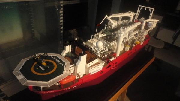 Navio Lochnagar Subsea 7