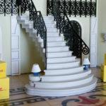 Diorama DHL Cenário Casarão